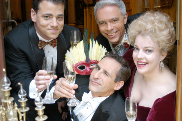 The Night They Invented Champagne: a Toast to Operetta